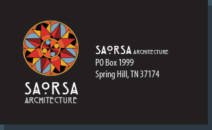 Saorsa Business Card